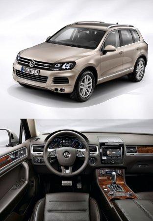 Фольксваген (Volkswagen) выпускает новый Туарег (Touareg)