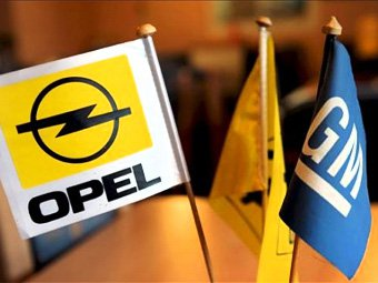 Правительство Германии может обанкротить Opel
