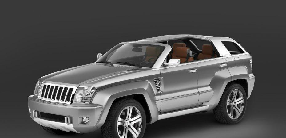 Джип (Jeep) начнут собирать в России