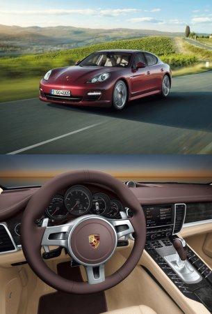 Порше (Porsche) создал два новых варианта Панамеры (Panamera)