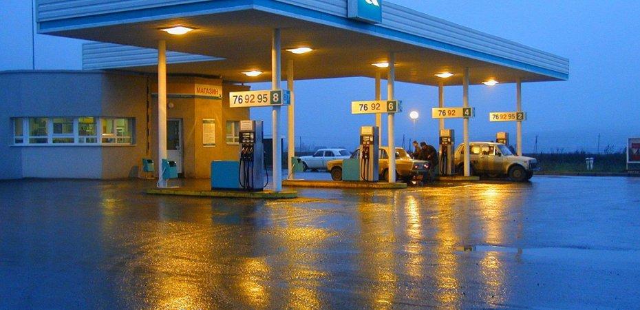 Транспортный налог включат в стоимость бензина