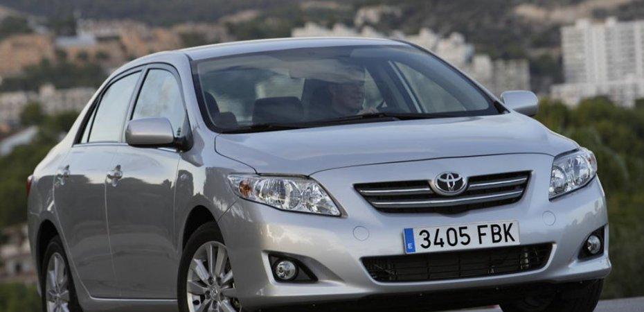 Новые проблемы Тойот (Toyota)