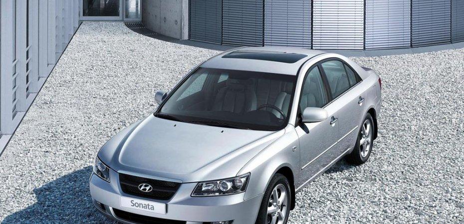 Хенде Соната (Hyundai Sonata (NF)) - отзыв 2000 авто