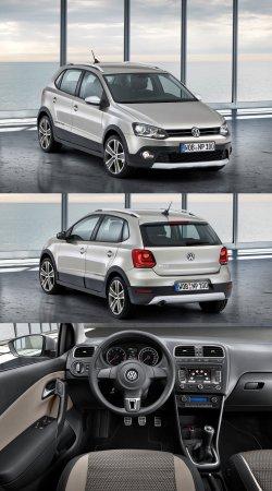 Фольксваген Поло (Volkswagen Polo) стал внедорожником