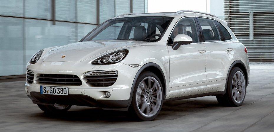 Порше Каенн (Porsche Cayenne) нового поколения - моторы, цены, фото
