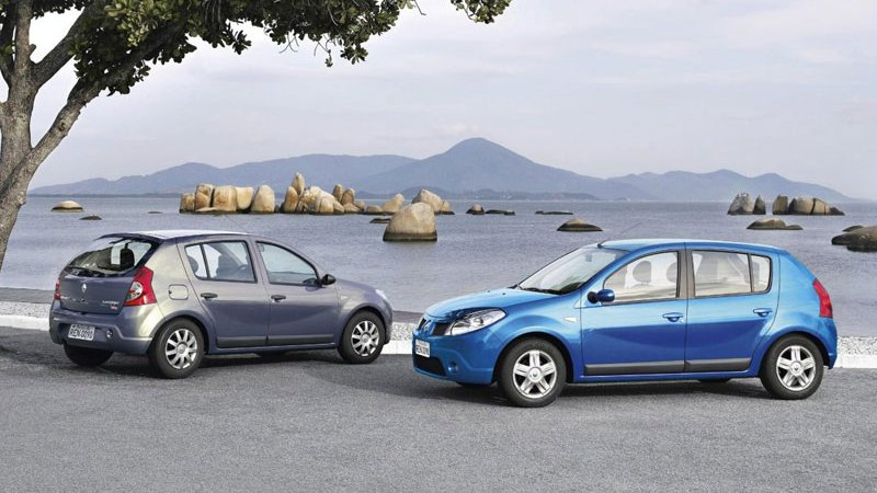 Сегодня начались продажи Рено Сандеро (Renault Sandero)