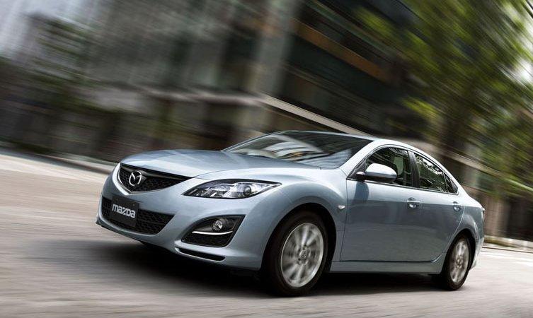 Обновленная Мазда 6 (Mazda 6) - цены