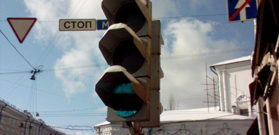 Алгоритм работы светофоров в столице изменится
