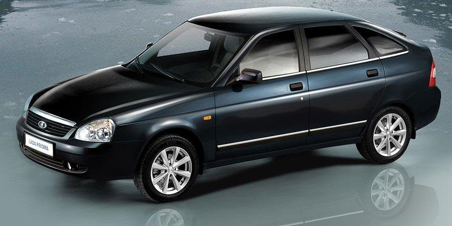 На Дальнем Востоке Лада стала популярнее Тойоты (Toyota)
