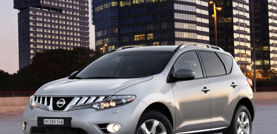 Ниссан Мурано (Nissan Murano) будут собирать в России