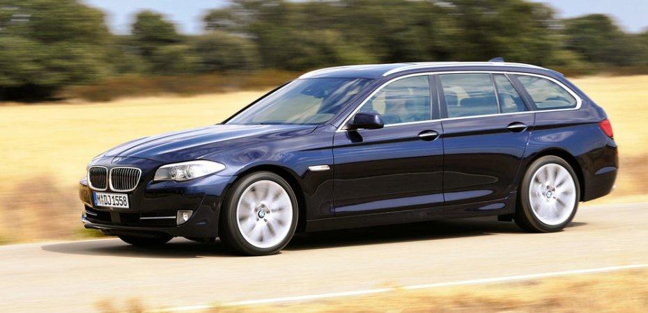 БМВ 5 (BMW 5) получил кузов универсал