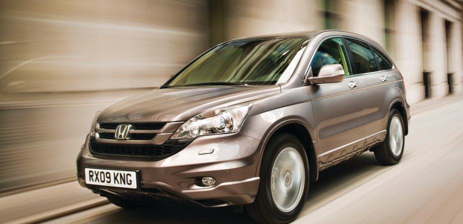 Хонда CR-V (Honda CR-V) 2010 года уже в продаже