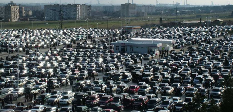 Опубликован рейтинг популярности б/у авто