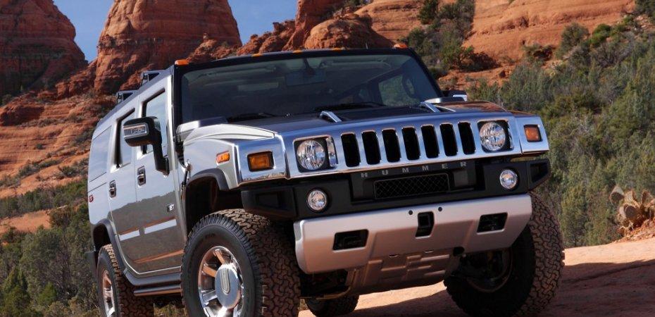 GM сливает последние Хаммеры (Hummer)
