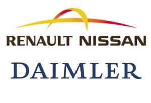 Рено-Ниссан (Renault-Nissan) и Даймлер (Daimler) создали альянс