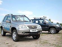 Производтсво Chevrolet Niva приостановят на месяц