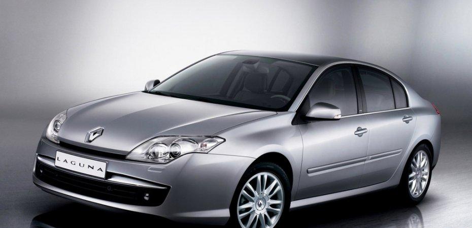 Рено (Renault) отзывает Лагуну (Laguna)