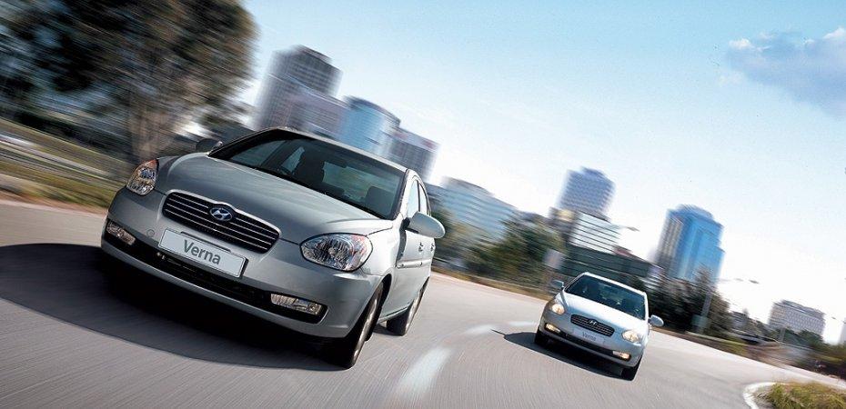 Хенде (Hyundai) начнет выпуск Верны (Verna) в России