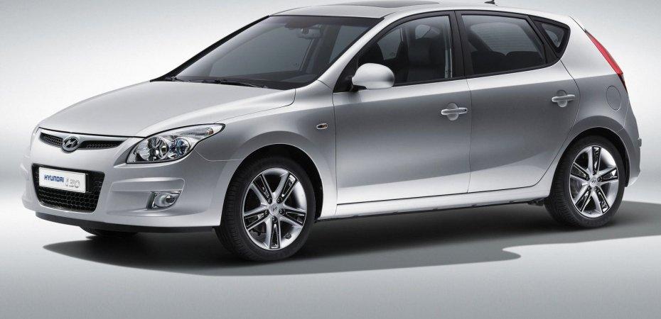 Объявленны цены на обновленный Хенде i30 (Hyundai i30)