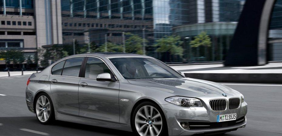 В Калининграде началась сборка БМВ 5 (BMW 5) нового поколения