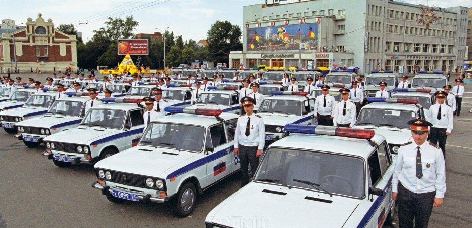 МВД заказало у ВАЗа спецавтомобили