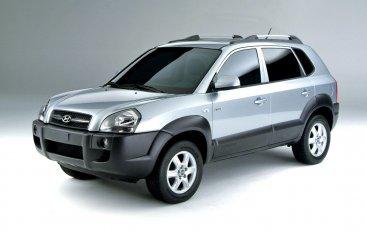 Хенде Туссан (Hyundai Tucson) снят с продаж