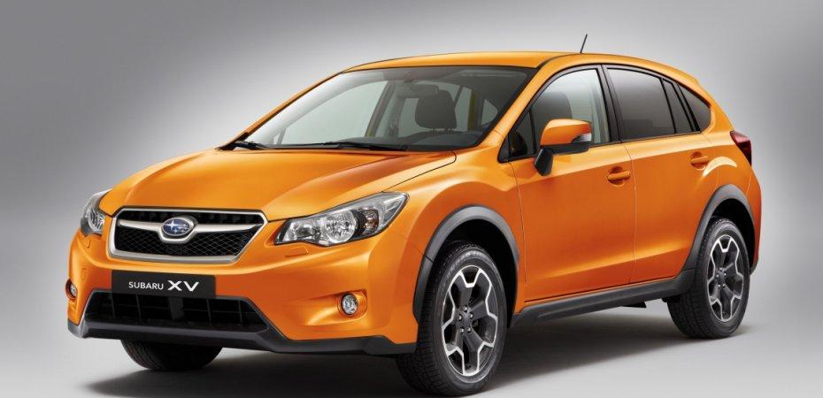 Субару (Subaru) хочет собирать авто в России