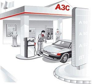 ФАС косится на цену топлива