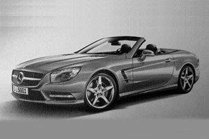 Новое поколение Мерседес SL (Mercedes SL)