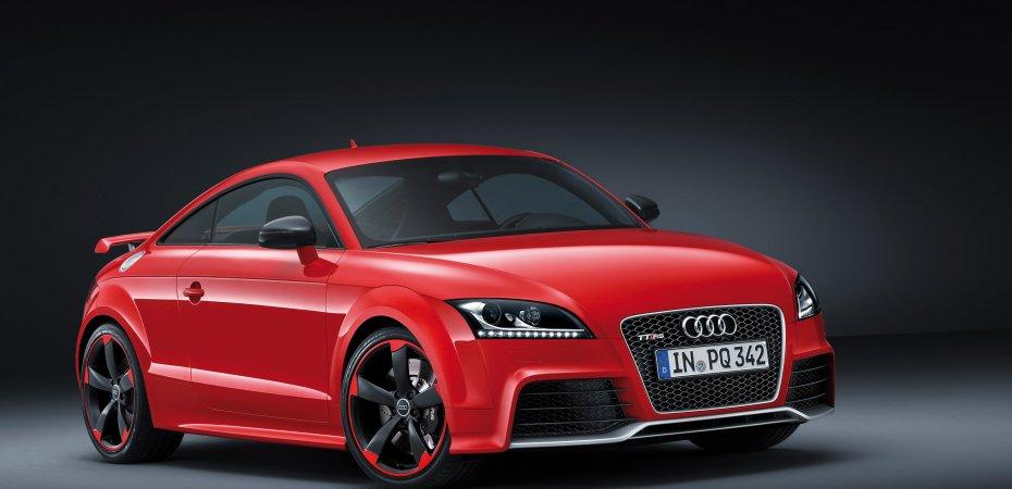 Еще больше динамики: Audi TT RS plus