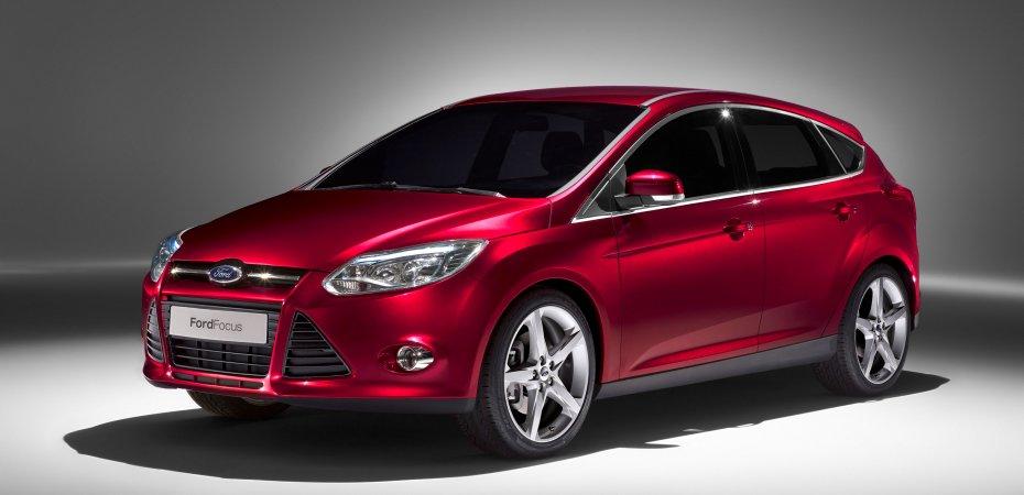 Euro NCAP назвала Ford Focus «Лучшим в классе»