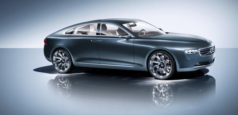 Новый концепт-кар Volvo - Concept You