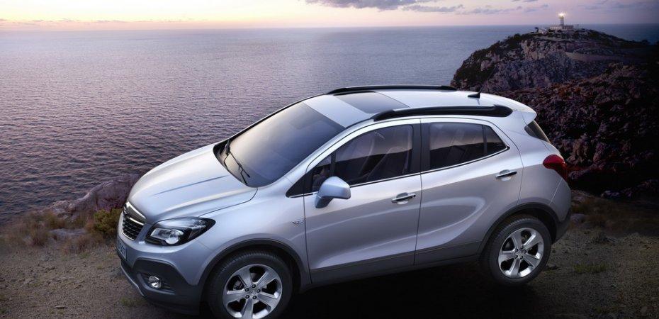 Малый размер, большое значение – новый Opel Mokka