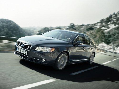 Женевские анонсы — Volvo S80 2010 года покажут в Швейцарии