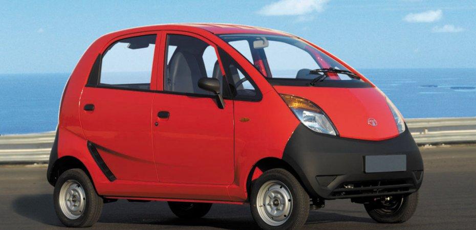 23 марта состоится официальный дебют «Tata Nano», в первых числах апреля начнутся продажи