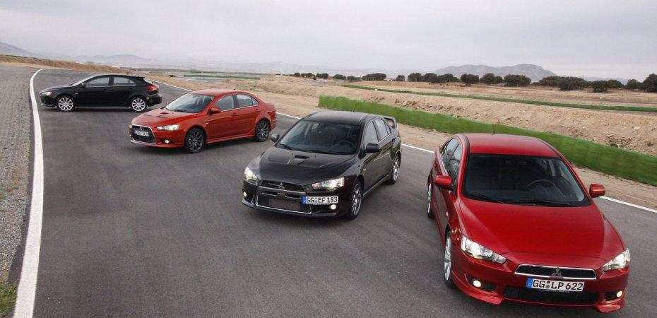 Тест-драйв Mitsubishi Lancer X Sportback