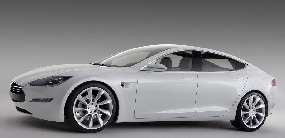 Долгожданная Tesla Model S — первый тест-драйв