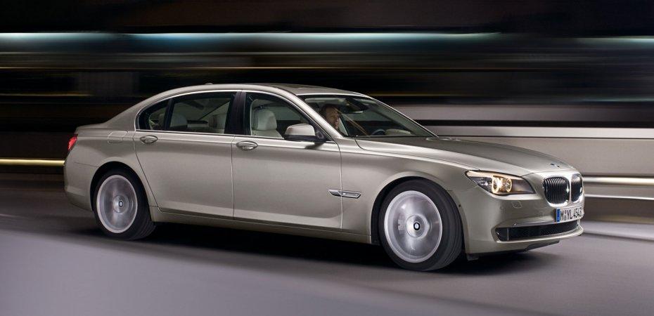 BMW 7 серии укрепляет свои позиции