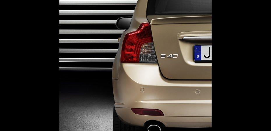 Обновленный Volvo S40