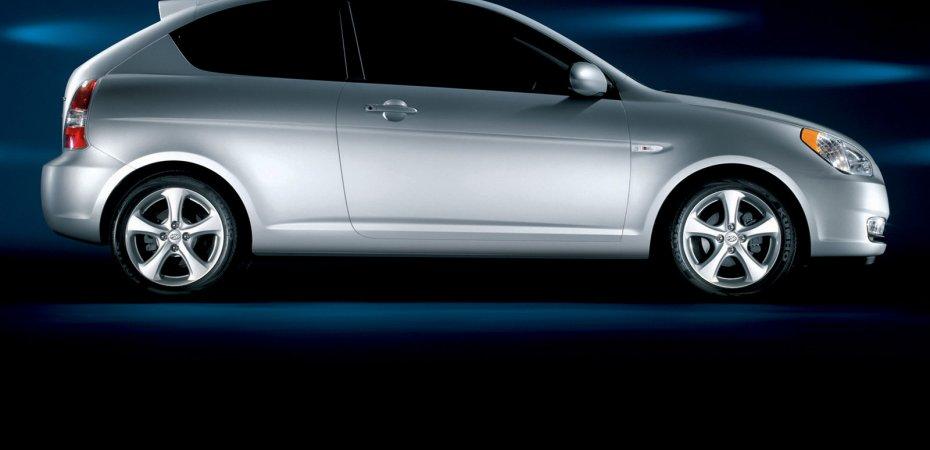 Hyundai Accent 2010 модельного года