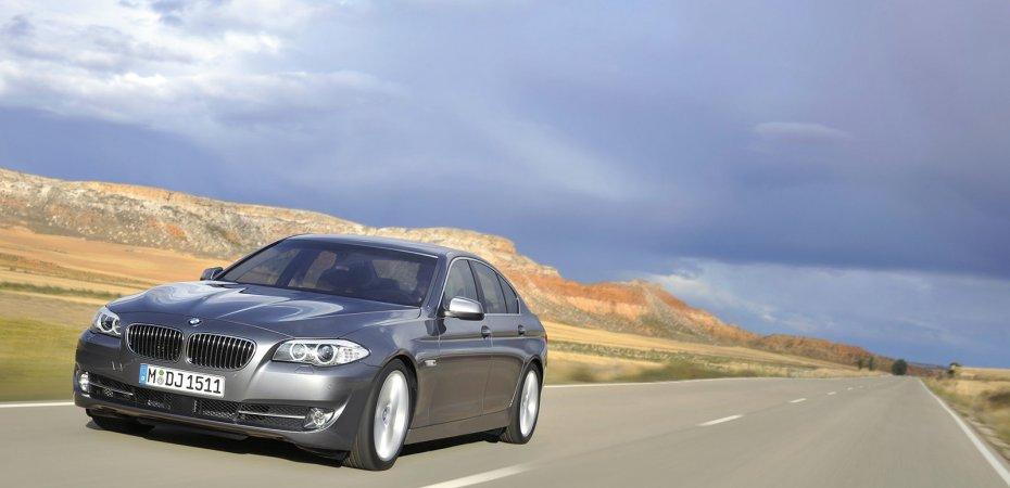 BMW представила новинку в пятой серии