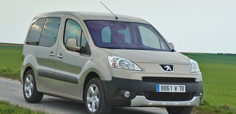 Пежо Партнер (Peugeot Partner) - дизель в студию!