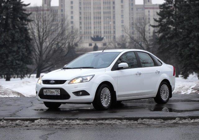 Тест-драйв Форд Фокус 2.0 Титаниум (Ford Focus 2.0 Titanium)
