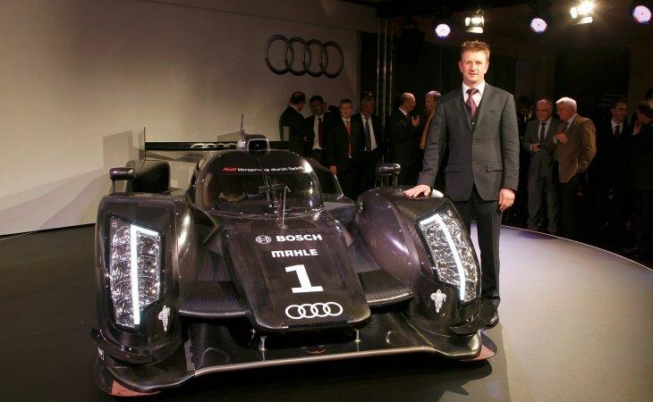 Новый Ауди Р18 (Audi R18) для гонки «24 часа Ле-Мана»