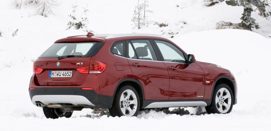 Новый BMW X1 xDrive28i с двигателем BMW TwinPower Turbo
