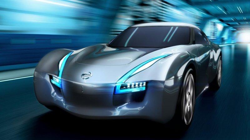 Компания Ниссан (Nissan) привезет на женевский автосалон новейший электроспорткар