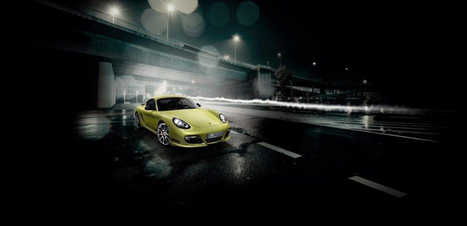 Выпущено свыше 300 000 Porsche Boxster и Cayman