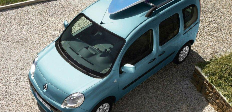 Рено Кангу (Renault Kangoo) – детальный тест-драйв