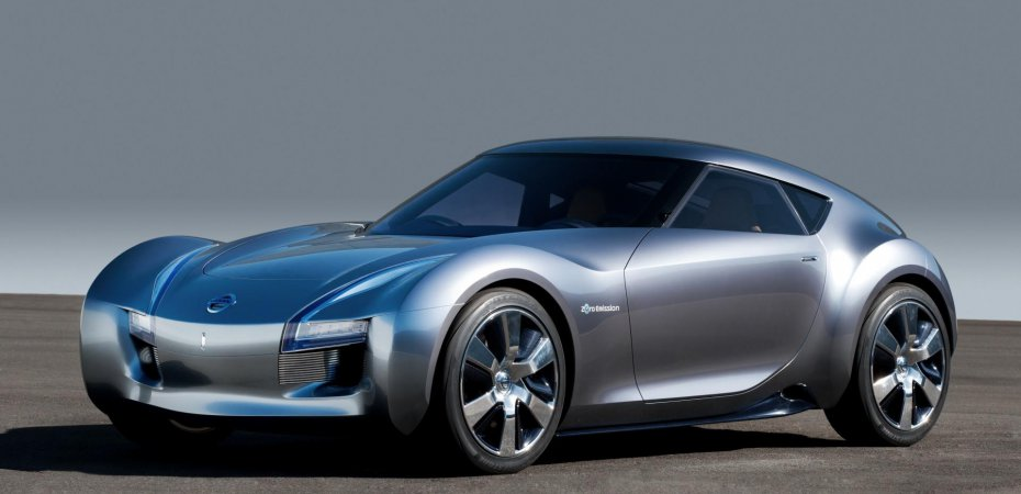 Обзор электромобиля Ниссан Эсфлоу (Nissan Esflow)