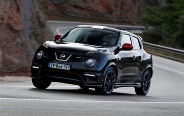 Переперченный Nissan Juke Nismo